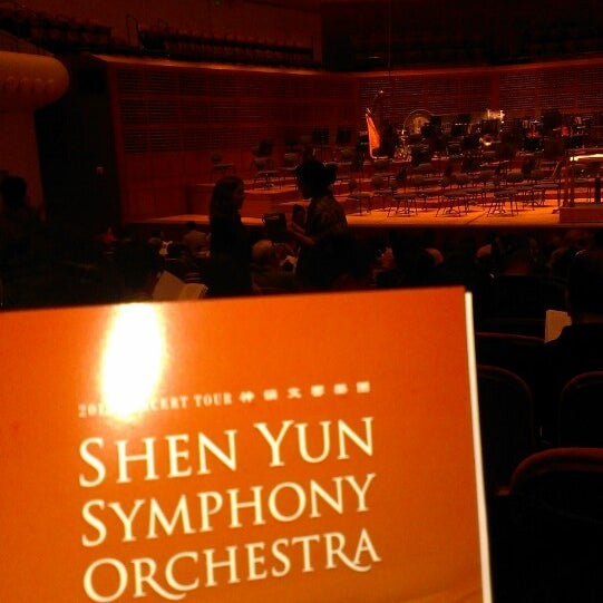 Photo taken at Louise M. Davies Symphony Hall by Teresa M. on 10/23/2013