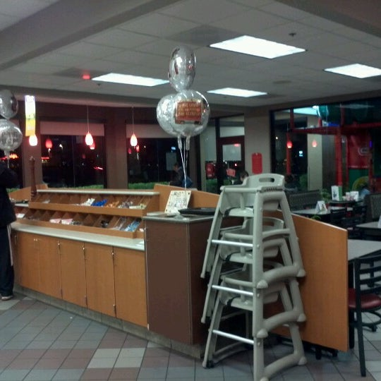 Photo taken at Chick-fil-A Bowie by Luis Z. on 1/8/2013