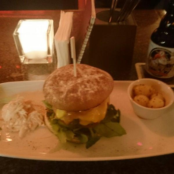 Ca ba lu burger more lehel thierschplatz 5 for Food bar lehel