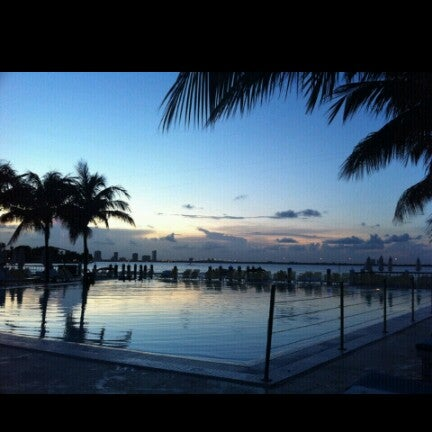 Photo taken at The Standard, Miami Beach by Man_Used👽👾👽 on 1/30/2013