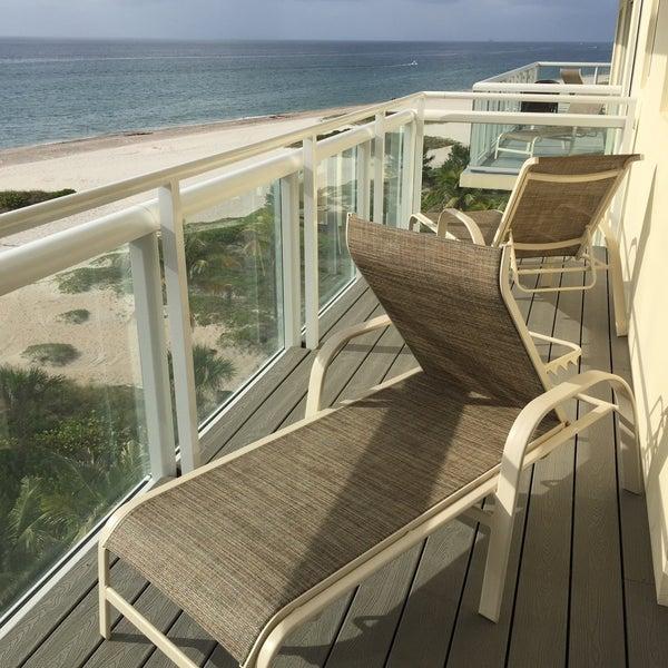 Das Foto wurde bei Marriott Pompano Resort and Spa von Viktoria am 7/18/2015 aufgenommen