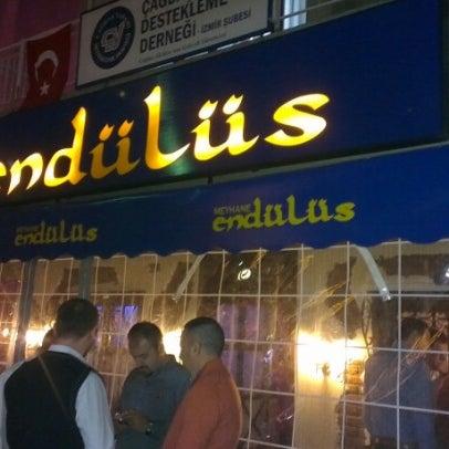 12/12/2012 tarihinde Şenol K.ziyaretçi tarafından Endülüs Meyhanesi'de çekilen fotoğraf