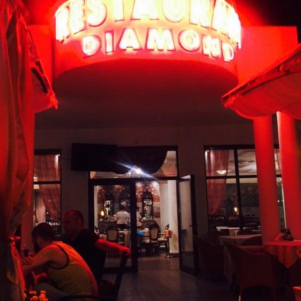Photo taken at Diamond Restaurant by Julia V. on 7/28/2016