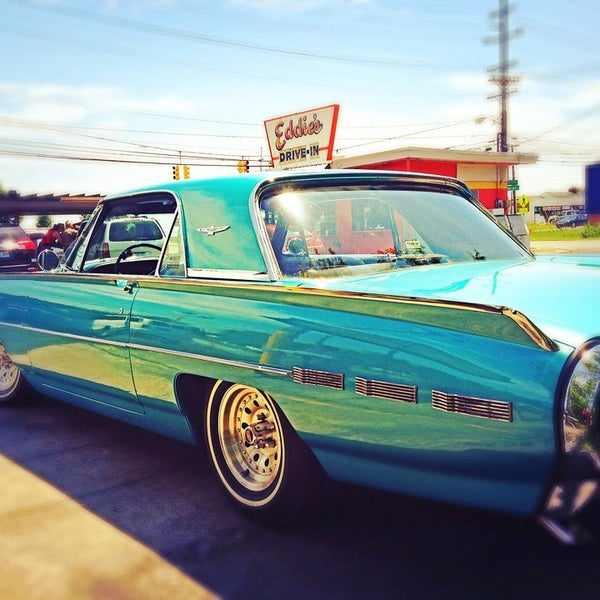 Photo taken at Eddie's Drive In by Todd K. on 6/30/2013
