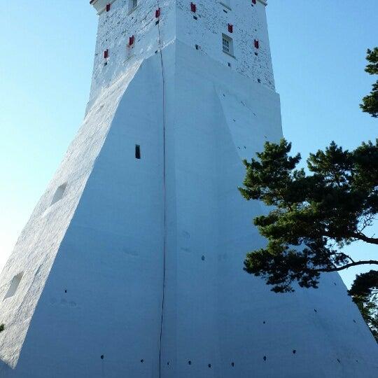 Photo taken at Kõpu tuletorn    Kõpu Lighthouse by Scott A. on 7/21/2014