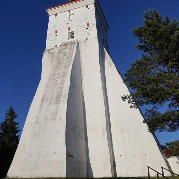 Photo taken at Kõpu tuletorn    Kõpu Lighthouse by Scott A. on 7/5/2017