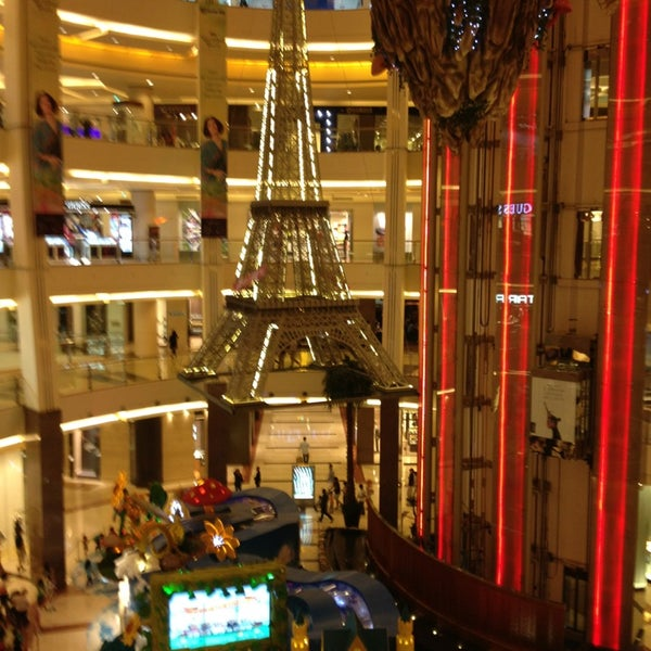 Photo taken at Pacific Place by Alexander S. on 6/8/2013