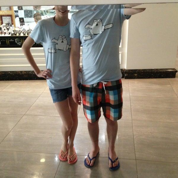 7/17/2013 tarihinde Maxim A.ziyaretçi tarafından Q Premium Resort Hotel Alanya'de çekilen fotoğraf