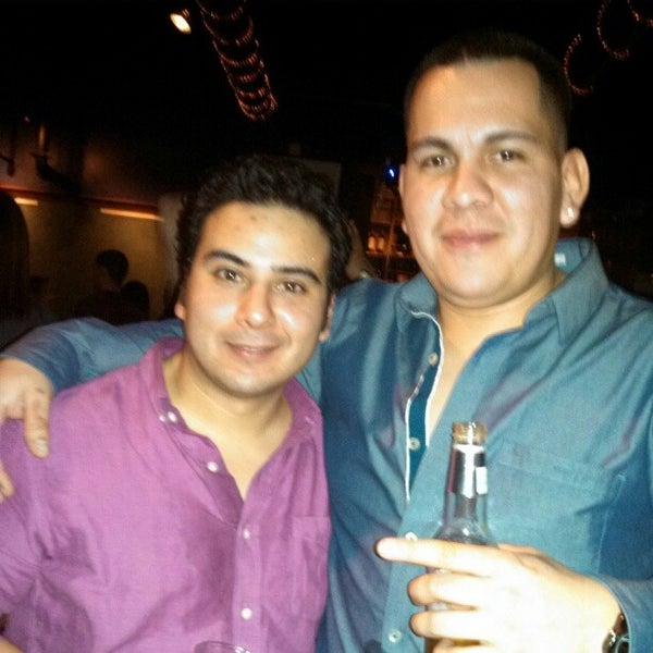 Photo taken at Sangria by Gustavo D. on 2/1/2013