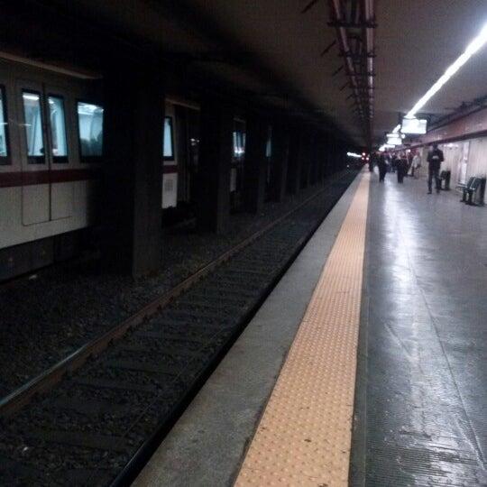 Foto scattata a Terminal Bus Anagnina da Soggetti d. il 1/24/2013