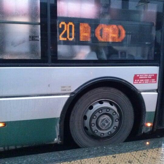 Foto scattata a Terminal Bus Anagnina da Soggetti d. il 1/28/2013