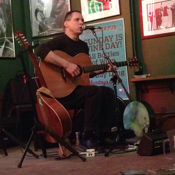 Photo taken at Dubliner Pub by Jim H. on 12/31/2014