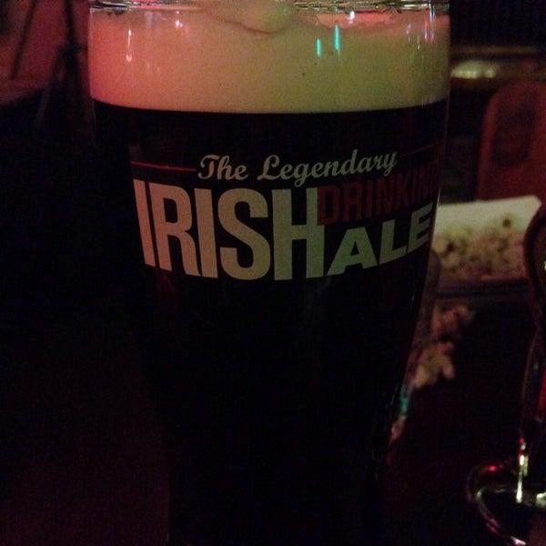 Photo taken at Dubliner Pub by Jim H. on 1/7/2015