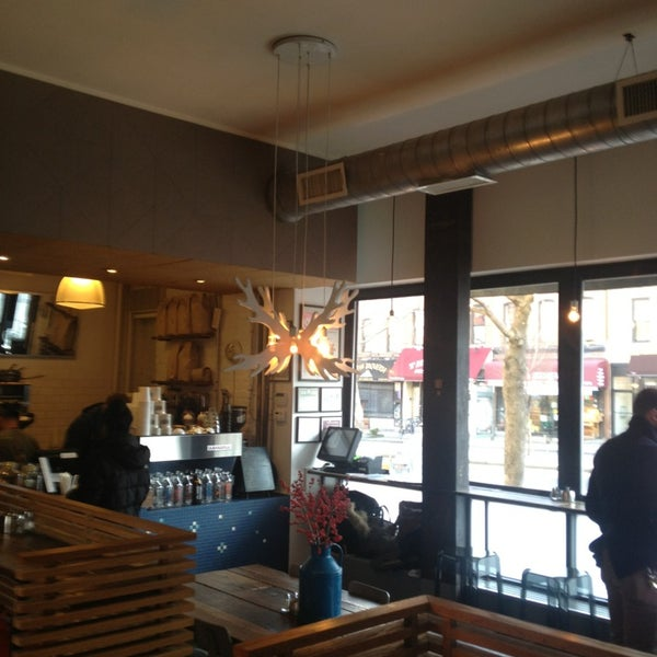 Photo taken at Milk Bar by Duncan R. on 12/30/2012