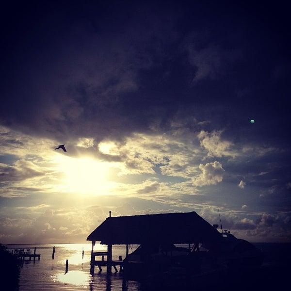 Foto tomada en La Habichuela Sunset por leonardo T. el 12/19/2012