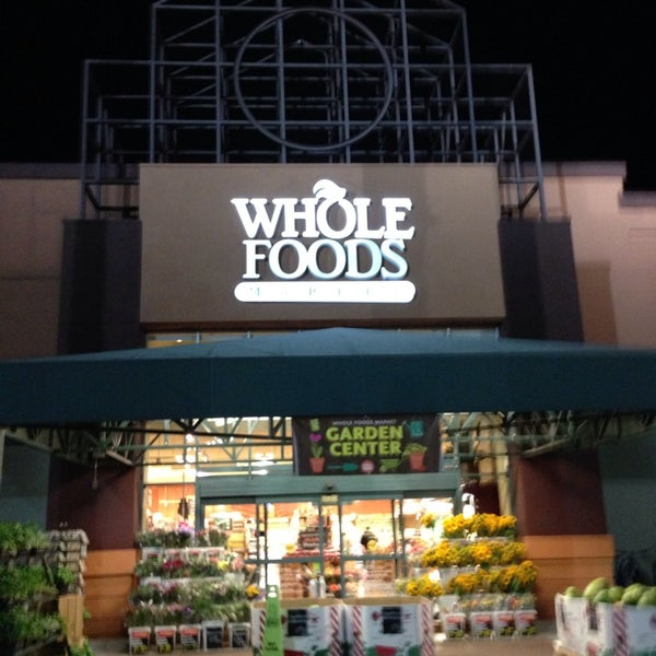 Photo taken at Whole Foods Market by Vicente O. on 7/14/2013