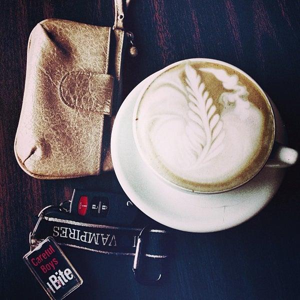 Photo taken at Bennu Coffee by Arielle J. on 7/9/2013