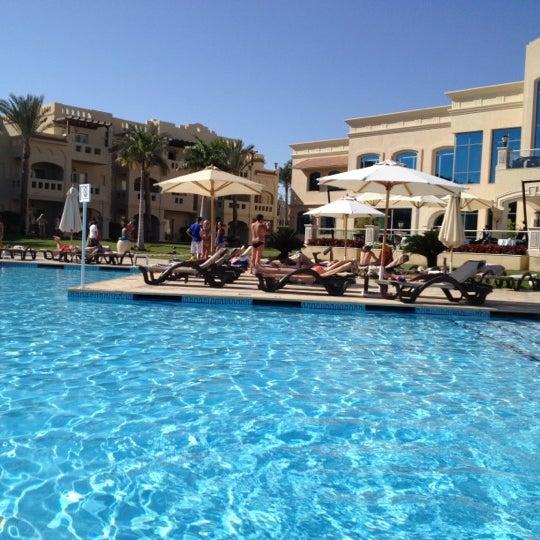 11/29/2012 tarihinde Валентин Т.ziyaretçi tarafından Rixos Sharm El Sheikh'de çekilen fotoğraf
