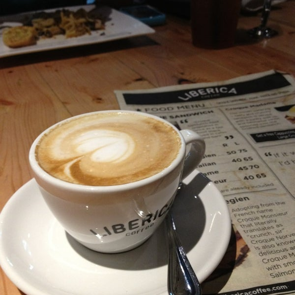 Liberica Coffee, Solo