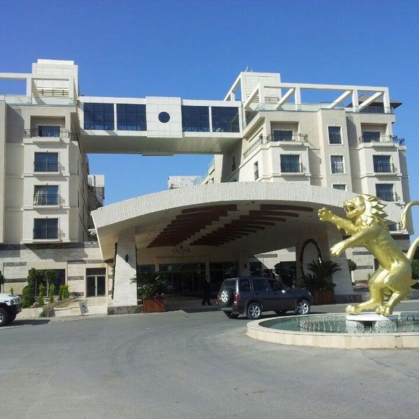 4/5/2013 tarihinde Nureddin K.ziyaretçi tarafından Cratos Premium Hotel & Casino'de çekilen fotoğraf
