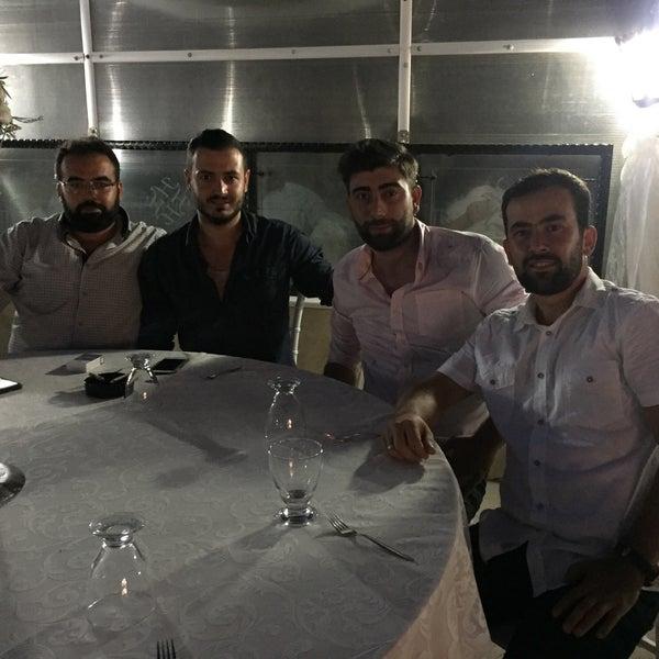 9/17/2017 tarihinde Serkan K.ziyaretçi tarafından Hacegan Restaurant'de çekilen fotoğraf