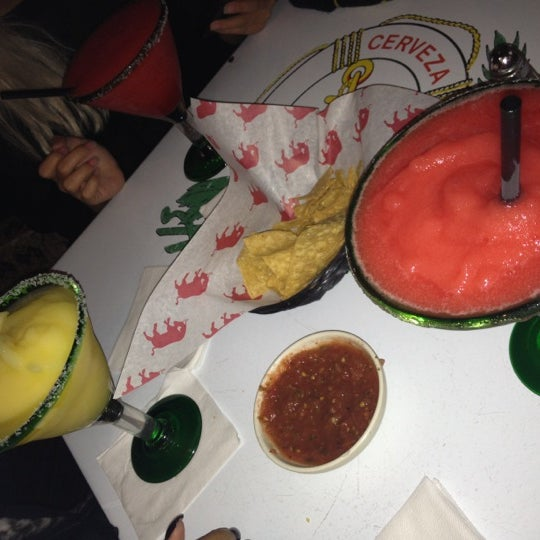Photo taken at El Torito by Olympia L. on 12/14/2012