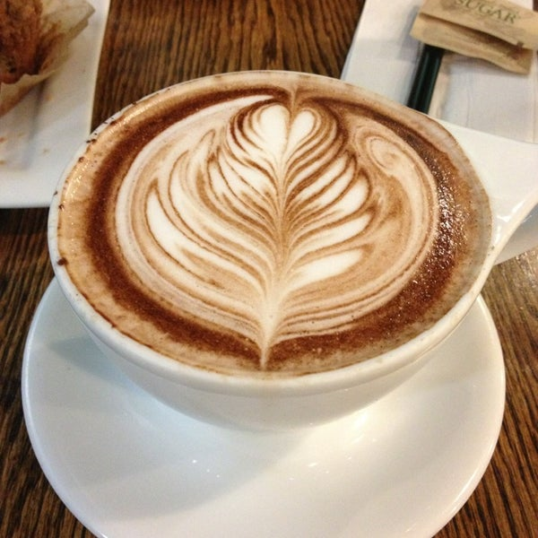Photo taken at Avoca Coffee by Rick W. on 2/10/2013