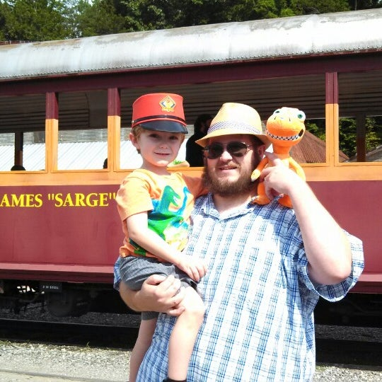 Photo taken at Great Smoky Mountain Railroad by Laura H. on 8/3/2013