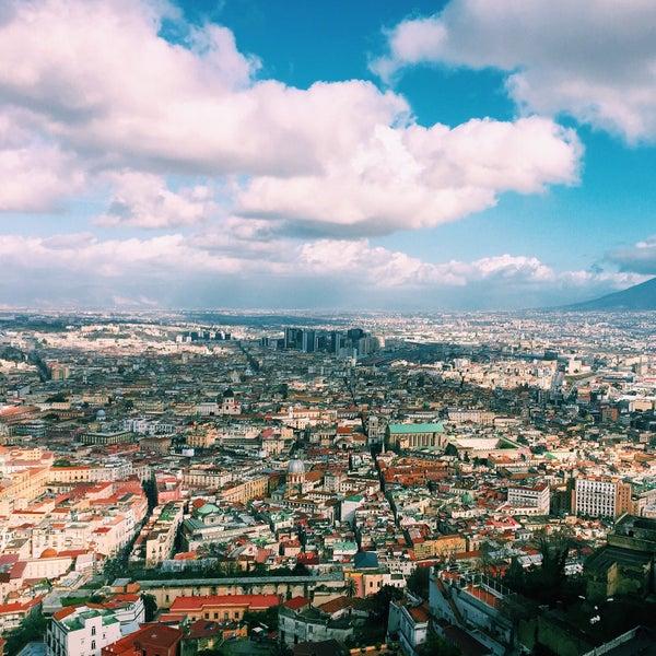 Photo taken at Largo San Martino by Arina P. on 2/13/2016