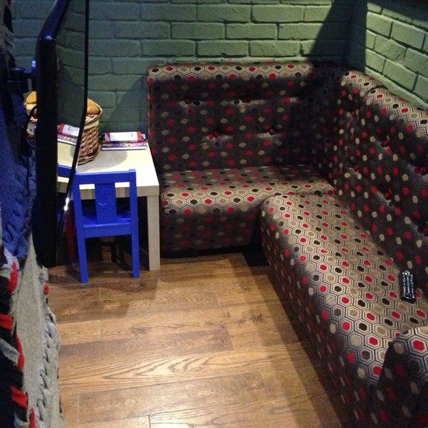 Снимок сделан в ресторан ORDA пользователем Inna C. 7/11/2014