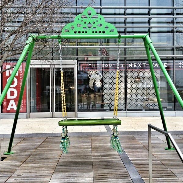 a report on the museum of art at peachtree street ne at atlanta