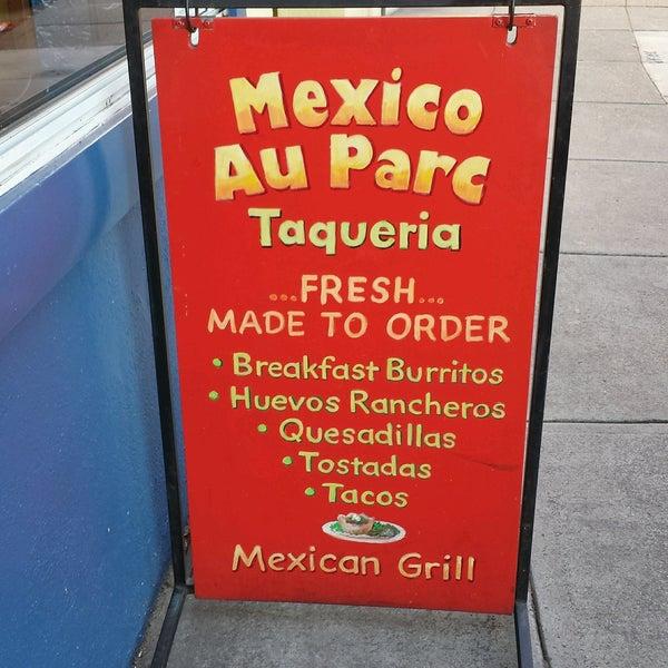 Снимок сделан в Mexico au Parc пользователем Rod S. 1/17/2017