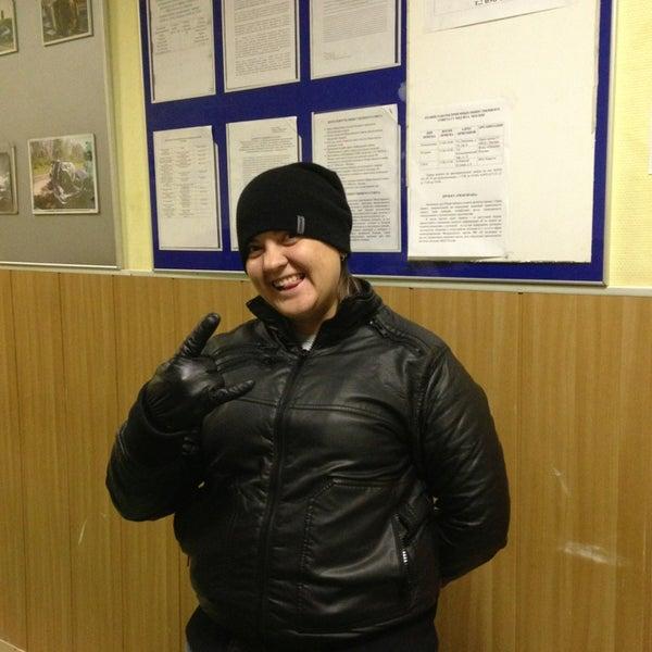 Photo taken at ОВД Пресненского района by Alena O. on 2/16/2013