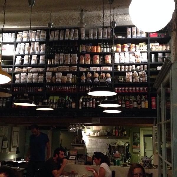 Fotos en le cucine mandarosso restaurante italiano en - Los italianos barcelona ...