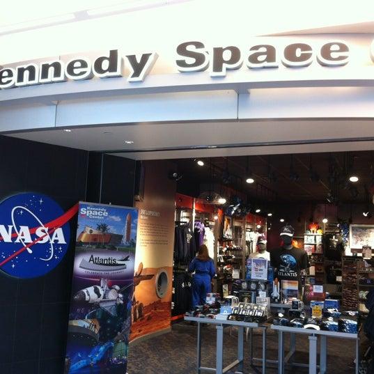 NASA Store - Orlando International Airport - Orlando, FL