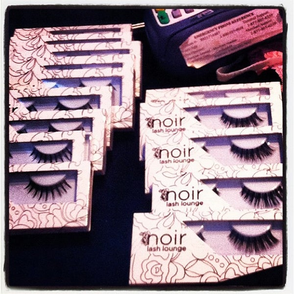 Photos At Noir Lash Lounge Bellevue Bellevue Wa
