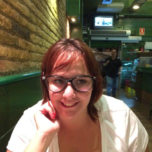 Foto tomada en Cafè el Trifàssic por Aitor el 9/19/2014