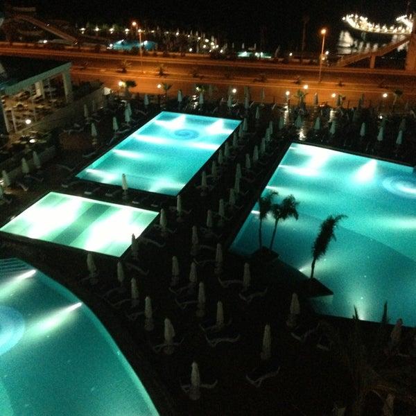 7/8/2013 tarihinde Hakan ç.ziyaretçi tarafından Vikingen Infinity Resort Hotel & Spa'de çekilen fotoğraf