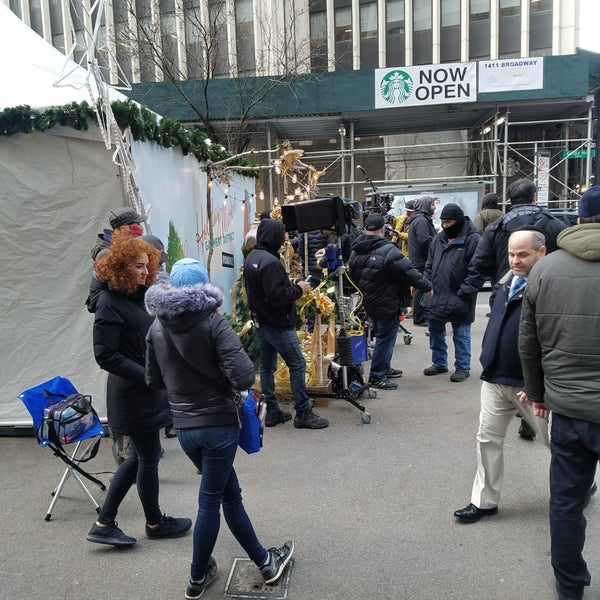 Photo taken at Garment District by Jessica K. on 12/19/2017