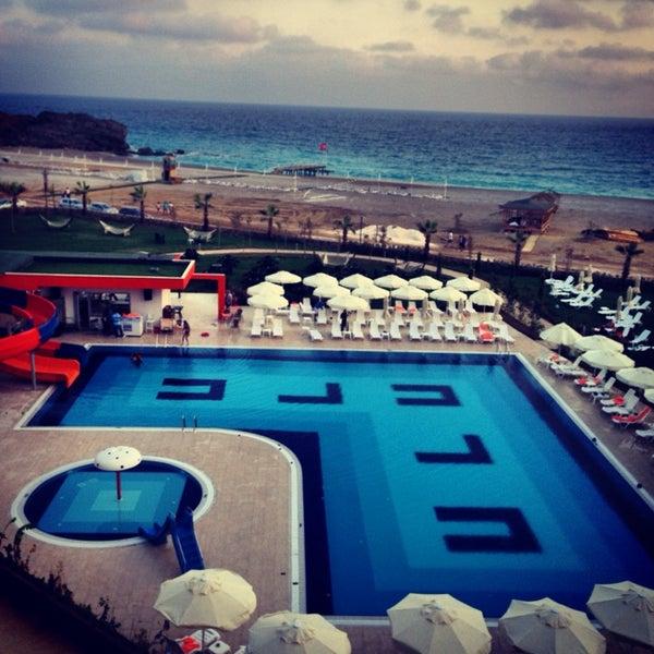 7/30/2014 tarihinde Arzutkan G.ziyaretçi tarafından Ulu Resort Hotel'de çekilen fotoğraf