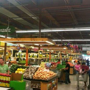 Photo taken at Northgate Gonzalez Markets by Luis G. on 12/9/2012