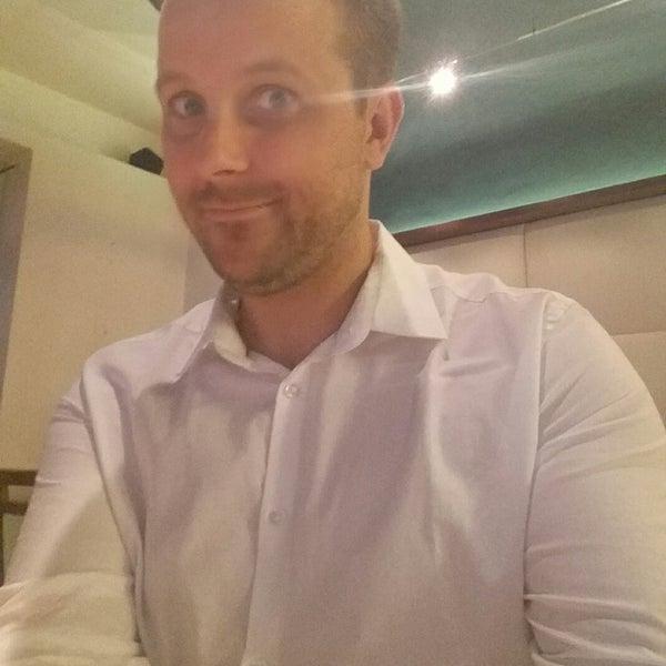 Das Foto wurde bei Shrimps Bar & Restaurant von Stefan G. am 9/2/2017 aufgenommen