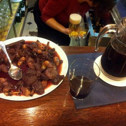 Foto tomada en Bar Txiki por Zazu R. el 12/24/2012