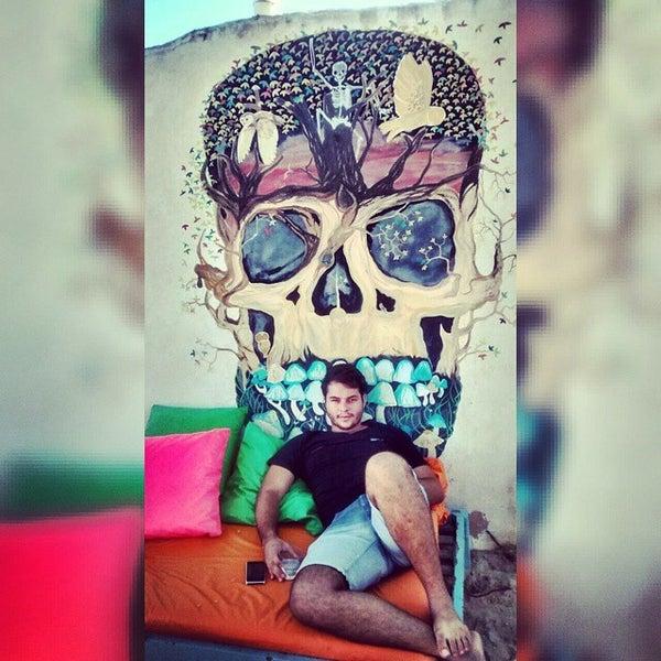 Foto tirada no(a) Praia da Garça Torta por Marcelo O. em 3/5/2015