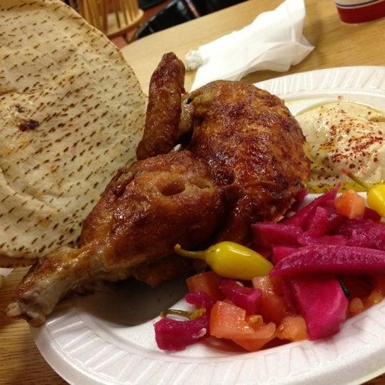 Photo taken at Zankou Chicken by Geoff K. on 3/6/2013