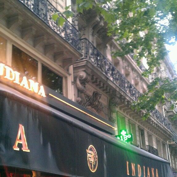 Photo taken at Indiana Café – République by Eric M. on 6/19/2013