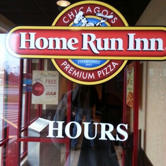Home run inn pizza melrose park 820 w north ave for Home run inn