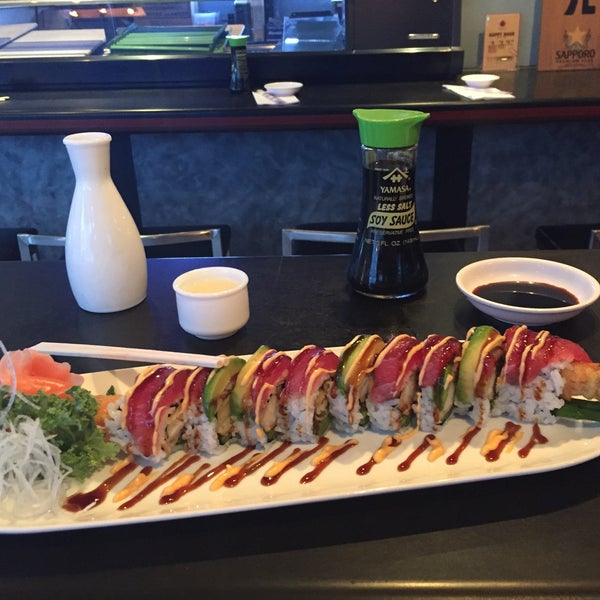 Sushi aoi sushi restaurant in washington for Aoi japanese cuisine newport