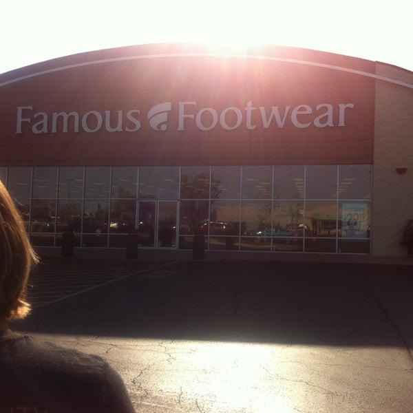 Photo Taken At Famous Footwear By Heath D On 4 19 2018