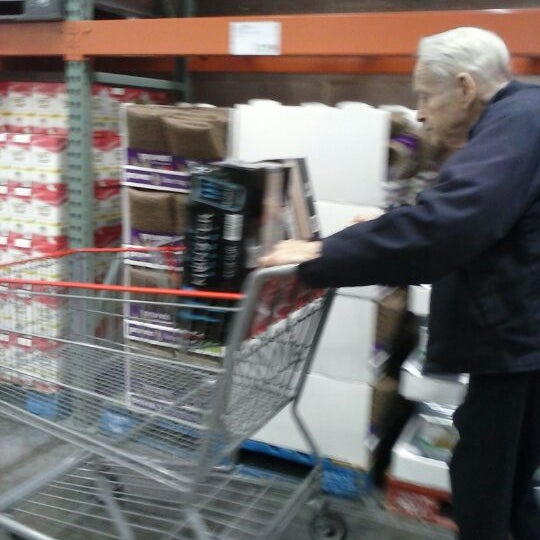 Photo taken at Costco Wholesale by Ross V. on 12/21/2013